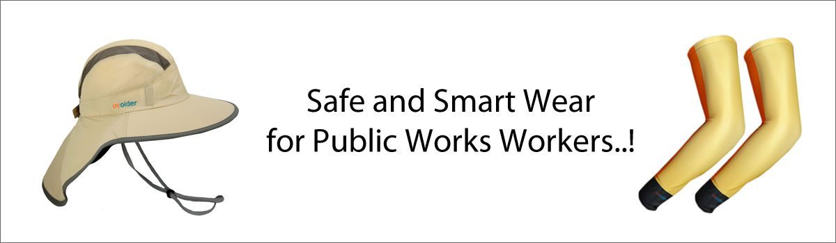 Safe and Smart Wear for Public Works Workers