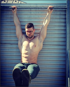How to get six-pack abs, arm sleeves help!