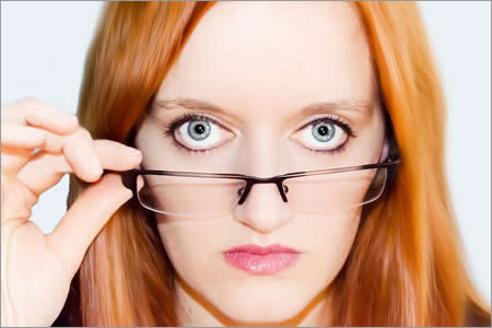 Dirty Eyeglasses Can Make You Sick