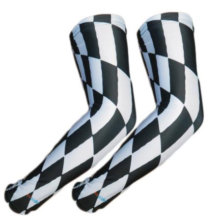 UV Arm Sleeves 206 Checkerboard