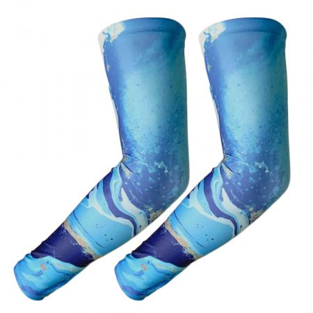 UV Arm Sleeves 251 Ocean