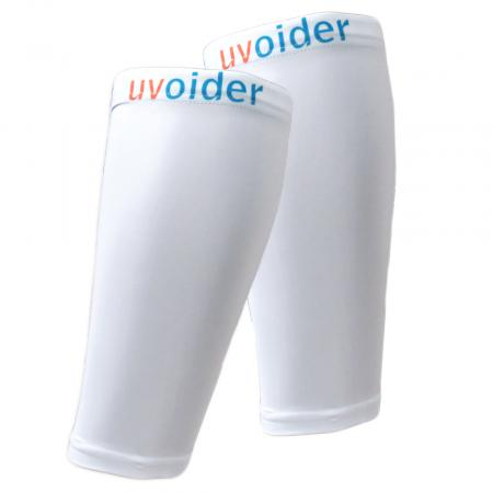 UV Calf Sleeves 402 White