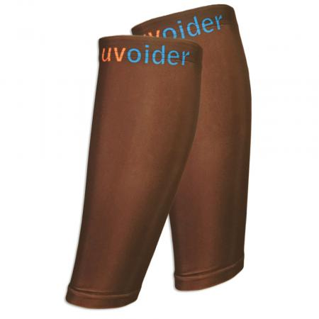 UV Calf Sleeves 409 Brown