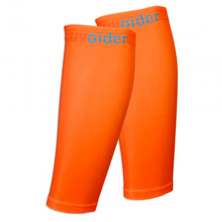 UV Calf Sleeves 410 Orange