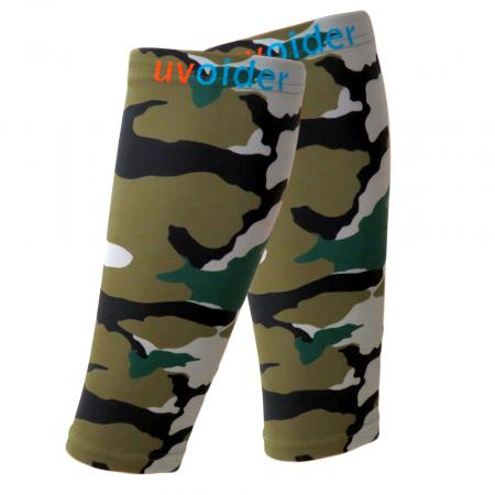 UV Calf Sleeves 417 Army Camouflage