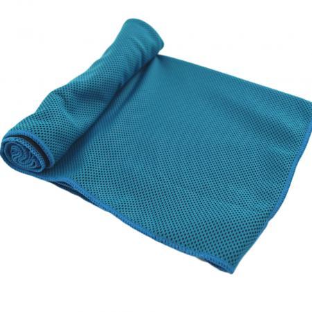 All Purpose Cooling Towel 6 Malibu Blue