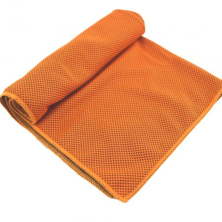 All Purpose Cooling Towel 7 Orange