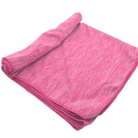 Ultra Soft Cooling Towel 104 Rose