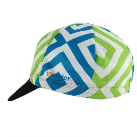 UV Cycling Cap 301 Pacific