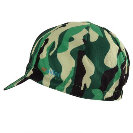 UV Cycling Cap 304 Army Camouflage