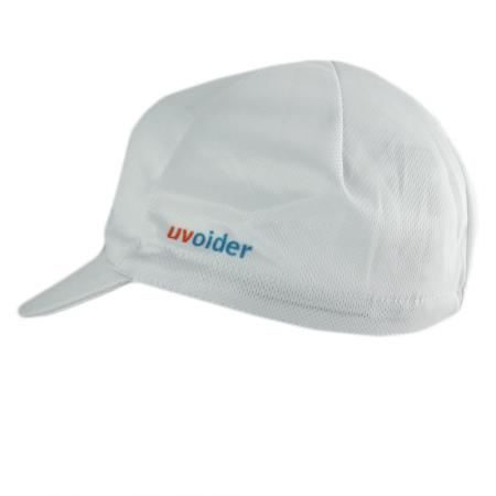 UV Cycling Cap 311 White