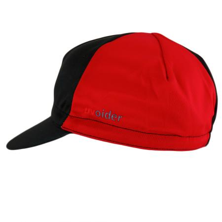UV Cycling Cap 315 Red