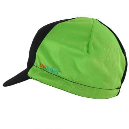 UV Cycling Cap 317 Lime Green
