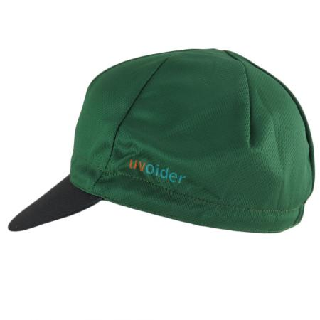 UV Cycling Cap 318 Hunter Green