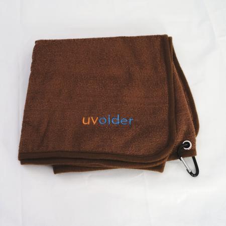 Performance Golf Towel 1 Royal Blue