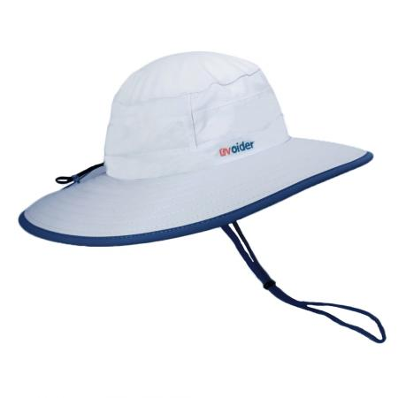 UV All-Purpose Bucket Hat 1002 White/Navy