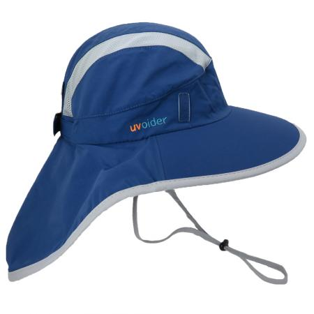 UV Explorer Hat 2003 Flag Blue/Silver Grey