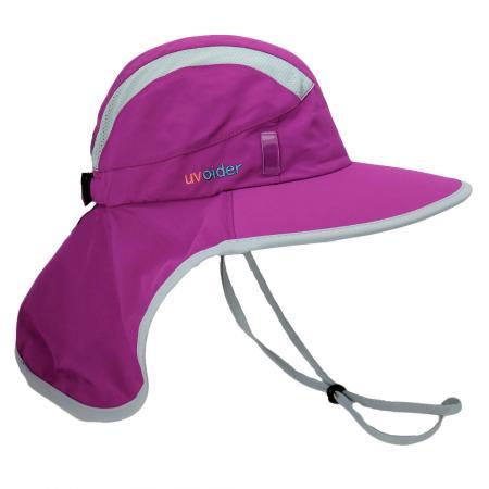 UV Explorer Hat 2005 Plum/Silver Grey