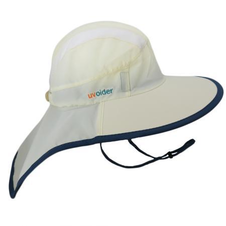UV Explorer Hat 2001 Vanilla/Navy