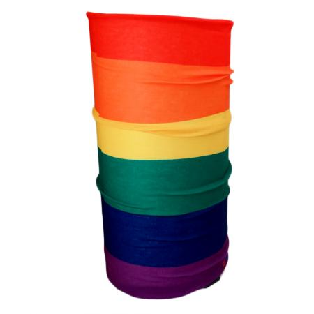 UV Full Headwear 18 Rainbow