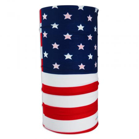 UV Full Headwear 28 USA Flag