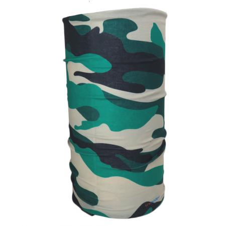 UV Full Headwear 9 Army Camouflage