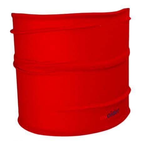 UV Half Headwear 111 Red