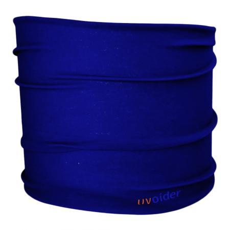 UV Half Headwear 112 Cobalt Blue