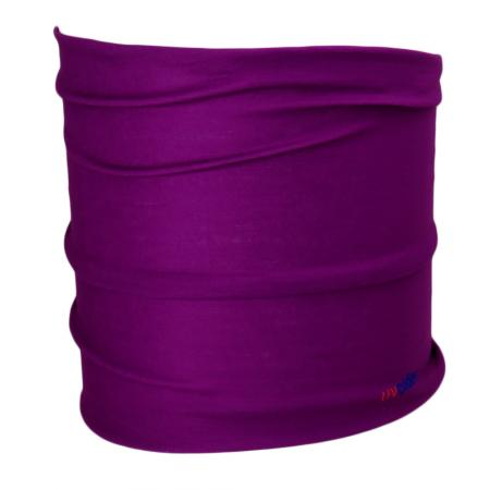 UV Half Headwear 115 Purple