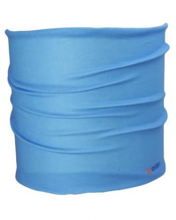 UV Half Headwear 117 Light Blue