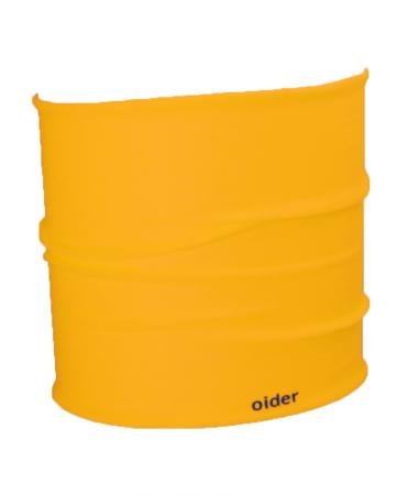 UV Half Headwear 119 Yellow