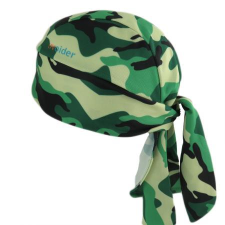 UV Bandana Skull Cap 304 Army Camouflage