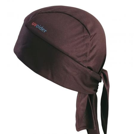 UV Bandana Skull Cap 327 Chocolate