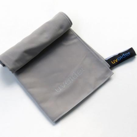 Sports and Travel Towel 4 Grey - Size L