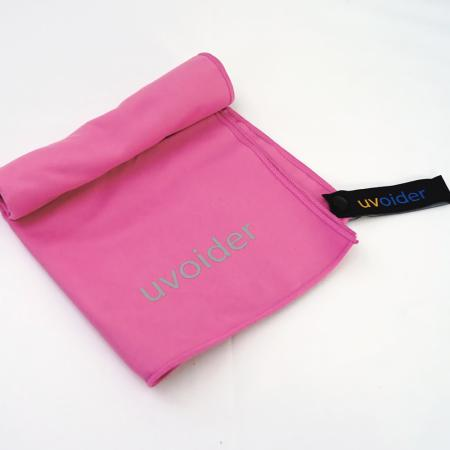 Sports and Travel Towel 5 Pink - Size L