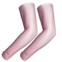UV Arm Sleeves 218 Light Pink