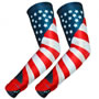 UV Arm Sleeves 229 USA Flag 2