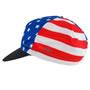 UV Cycling Cap 310 USA Flag