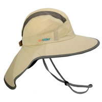 UV Explorer Hat 2002 Tan/Dark Grey