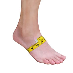 Foot Arch Measure