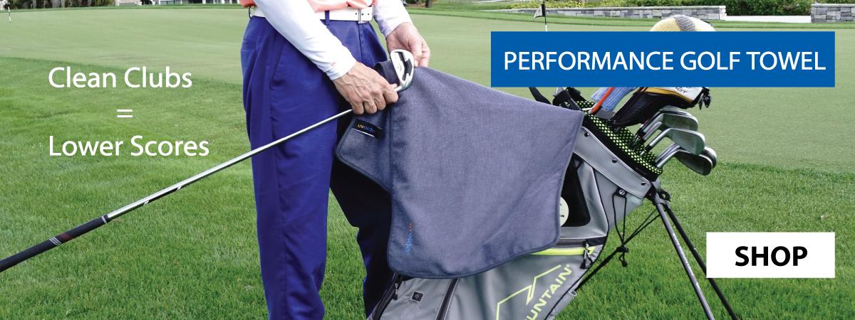 Uvoider Performance Golf Towel